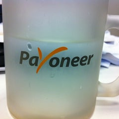Photo taken at Payoneer by Ben Yaniv C. on 5/30/2012