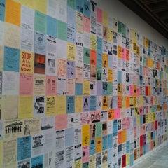 Das Foto wurde bei Whitney Museum of American Art von David T. am 8/17/2012 aufgenommen