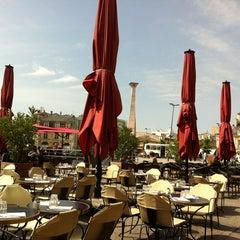 Photo taken at Grand Café De La Faculté by Sergiao M. on 5/12/2012