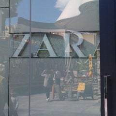 Photo taken at Zara by Tracie J. on 4/8/2011
