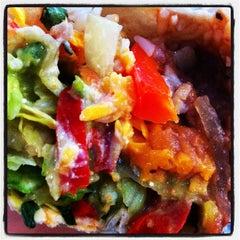 Photo taken at Pancho's Burritos by Jonnie B. on 11/21/2011