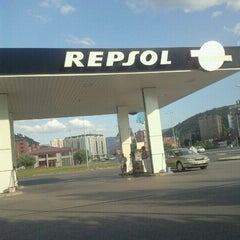 Photo taken at E.S. Repsol by Jose Antonio P. on 8/16/2011