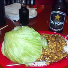 Photo taken at Pei Wei by Erskine F. on 9/6/2012