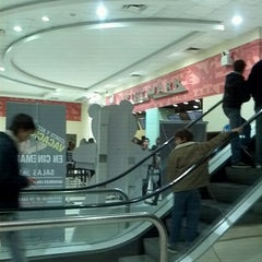 Photo taken at Cinemark Palermo by Fer P. on 7/29/2012