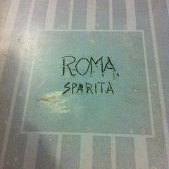 Photo taken at Roma Sparita by Theobaldo A. on 4/26/2012