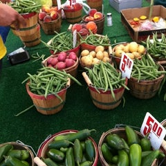 Photo taken at Monument Farmer's Market by Anne M. on 6/23/2012