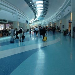 Photo taken at Jacksonville International Airport (JAX) by Carey G. on 8/25/2012