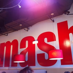 Photo taken at Smashburger by Dustin F. on 4/30/2011