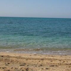 Photo taken at Delma Island by Natasha F. on 1/22/2012