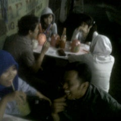 Photo taken at Cafe Sedap Malam by Andre H. on 12/9/2011
