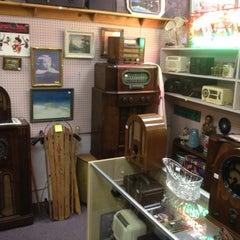 Photo taken at La Mesa Antique Mall by Sam J. on 2/19/2012