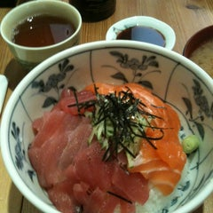 Photo taken at Edamame by Yuki W. on 6/29/2012