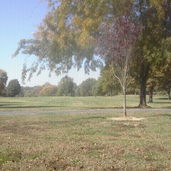 Photo taken at McNair Park by Keith H. on 10/8/2011