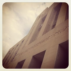 Photo taken at US District Courthouse by Leta C. on 5/22/2012