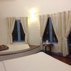 Photo taken at Smor Spa Village & Resort by faii b. on 4/27/2012