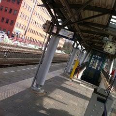 Photo taken at Station Utrecht Overvecht by martinjan G. on 3/25/2011