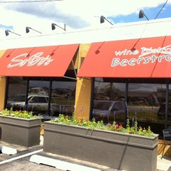 Photo taken at Sobo's Wine Beerstro by Brian S. on 5/25/2012