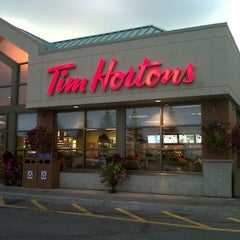Photo taken at Tim Hortons by Doug T. on 7/30/2012