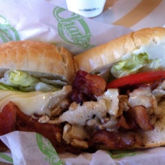 Photo taken at Charley's Grilled Subs by Tami G. on 7/28/2012