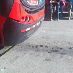 Photo taken at Terminal De Buses TUASA (Alajuela) by Freddy M. on 6/3/2012