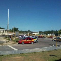 Photo taken at Complexo de Treinamento de Direção Veicular  - DETRAN/AM by Rafael M. on 11/16/2011