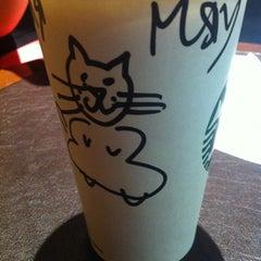 Photo taken at Starbucks by Yulia F. on 8/8/2012