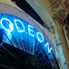 Photo taken at Odeon by Marcelo D. on 12/2/2011