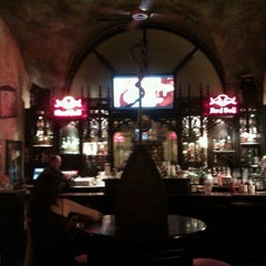 Photo taken at The Abbey Pub by Caio R. on 8/8/2011