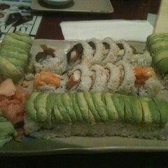 Photo taken at Shogun Japanese Resturant & Sushi Bar by Jamie M. on 7/18/2011