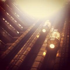 Photo taken at Sandton Sun Hotel by Jenty V. on 11/11/2011