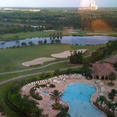 Photo taken at Rosen Shingle Creek Hotel by Eileen J. on 8/6/2011