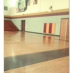 Photo taken at Brunswick High School by Drew K. on 1/29/2012