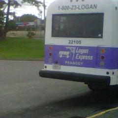 Photo taken at Logan Express by Paul P. on 8/25/2011