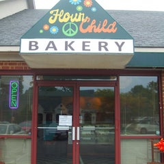 Photo taken at Flour Child Bakery by Cassie B. on 1/25/2012