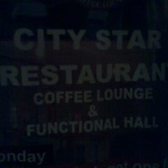 Photo taken at City Star Restaurant by Jackie S. on 1/11/2012