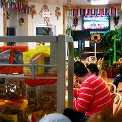 Photo taken at Taqueria El Sabor Del Parque by Miquel R. on 3/18/2012