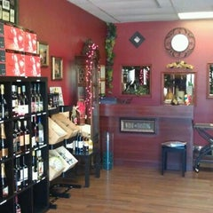 Photo taken at Vinously Speaking - An Eclectic Wine Shop & Blog by Vinously Speaking W. on 4/21/2012