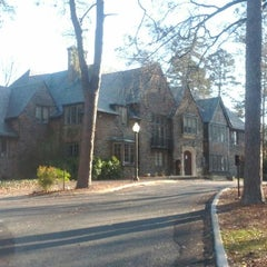 Photo taken at Duke Undergraduate Admissions by Rick J. on 1/14/2012