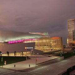 Photo taken at BOK Center by TravelOK on 1/26/2012