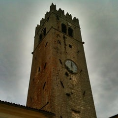 Photo taken at Motovun - Montona by Luka D. on 7/20/2011