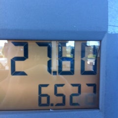 Photo taken at Chevron by Mike L. on 4/19/2012