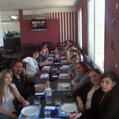 Photo taken at Tutti Pizza by federico M. on 9/30/2011