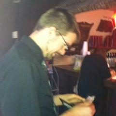 Photo taken at Village Inn Pizza by Kristi A. on 10/19/2011