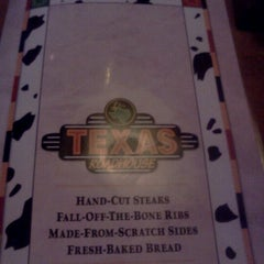 Photo taken at Texas Roadhouse by Bill W. on 3/4/2012