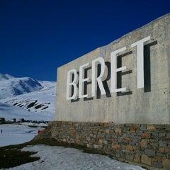 Photo taken at Estació d'esquí de Baqueira/Beret by Santi L. on 1/24/2012