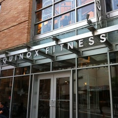 Photo taken at Equinox Greenwich Avenue by Mike S. on 5/15/2011
