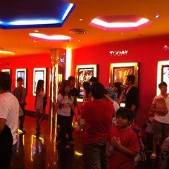 Photo taken at MBO Cinemas by Richard T. on 3/12/2011