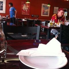 Photo taken at Viztango Cafe by Yair B. on 9/25/2011