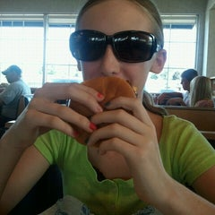Photo taken at Culver's by Stephanie M. on 6/21/2012