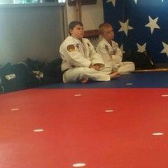 Photo taken at Karate 4 Kids by Kayla C. on 8/29/2012
